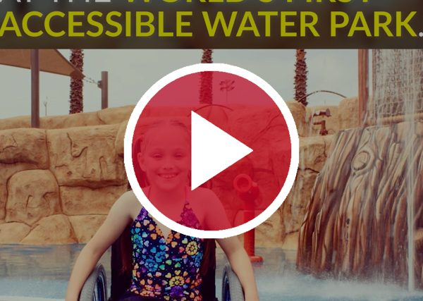 Everyone Is Welcome at the World's First Accessible Water Park