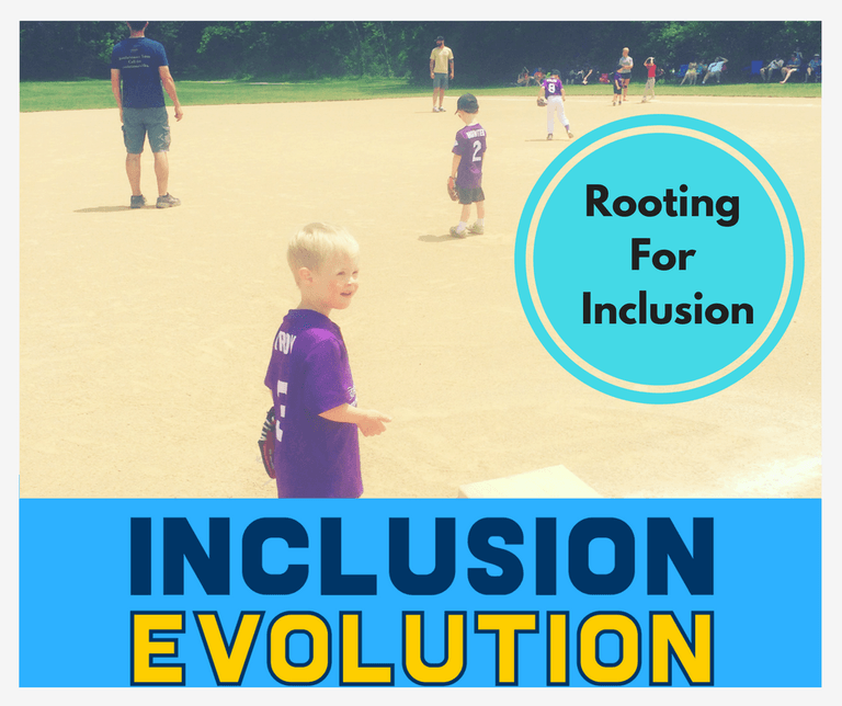 Inclusion Evolution.