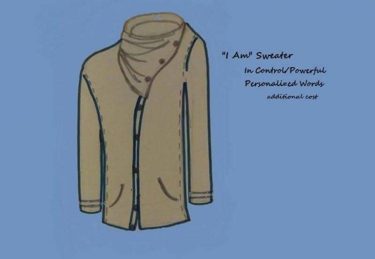 a drawing of traumattire clothing