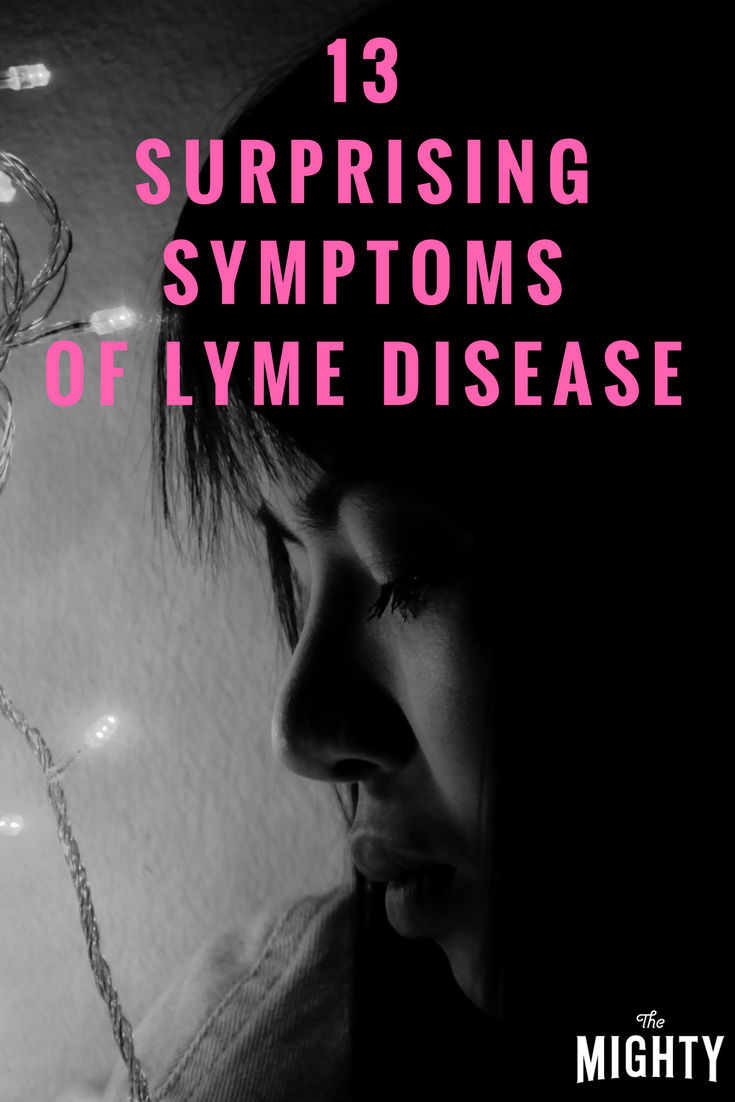 13 Surprising Symptoms of Lyme Disease