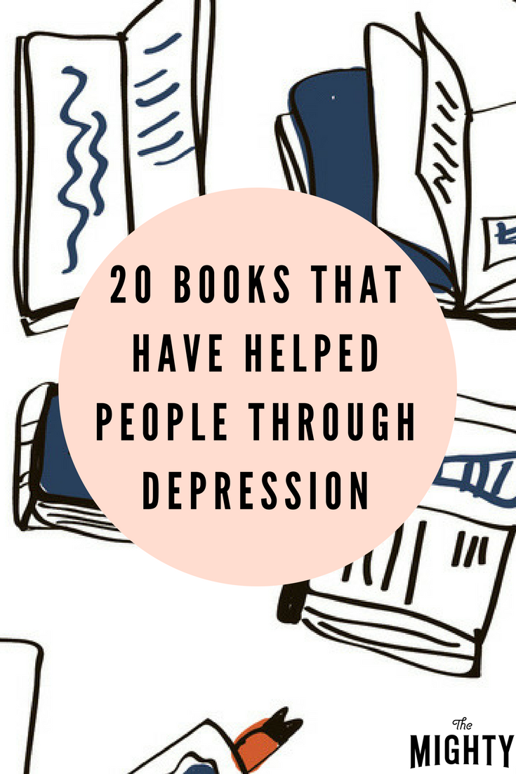 20 Books That Have Helped People Through Depression