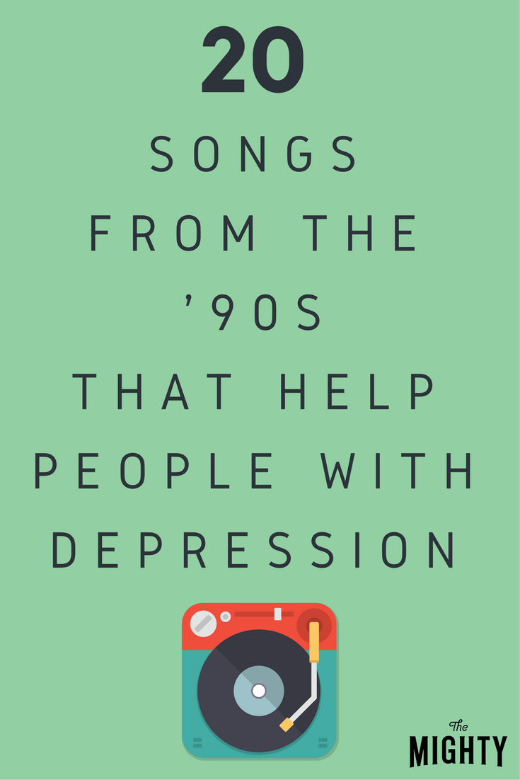 20 Songs From the '90s That Help People With Depression