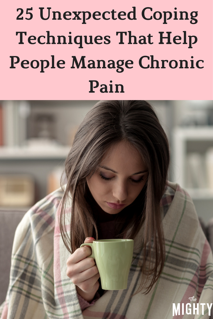 25 Unexpected Coping Techniques That Help People Manage Chronic Pain