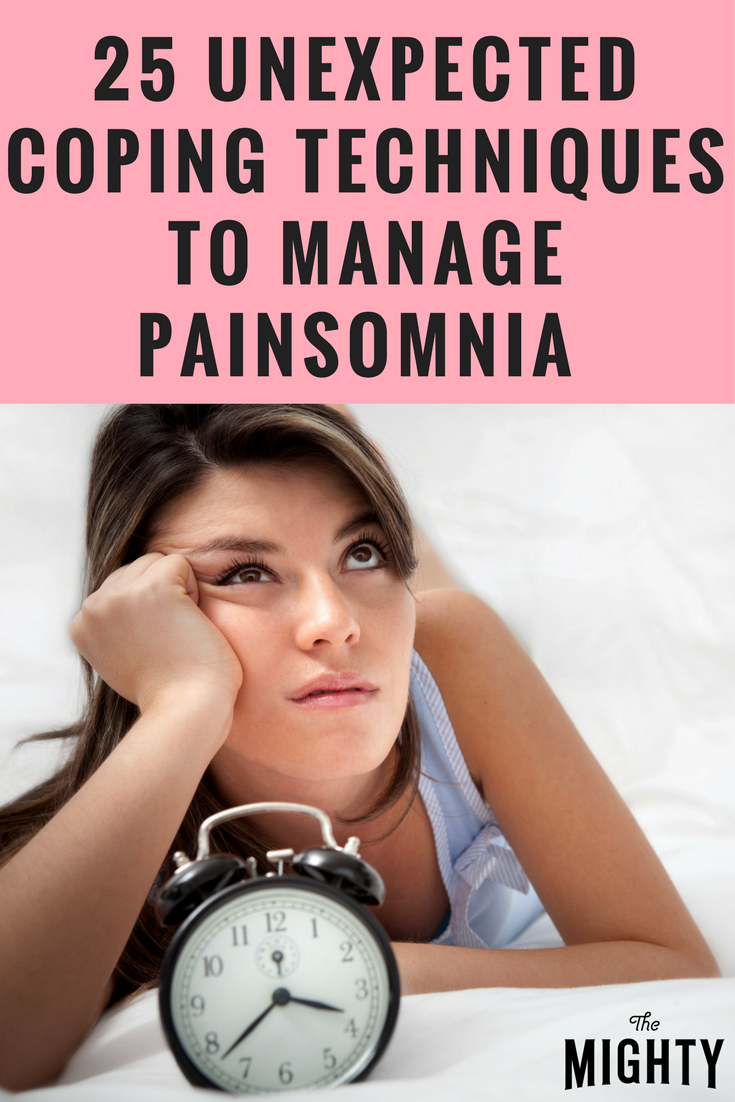 25 Unexpected Coping Techniques That Help People Manage Painsomnia