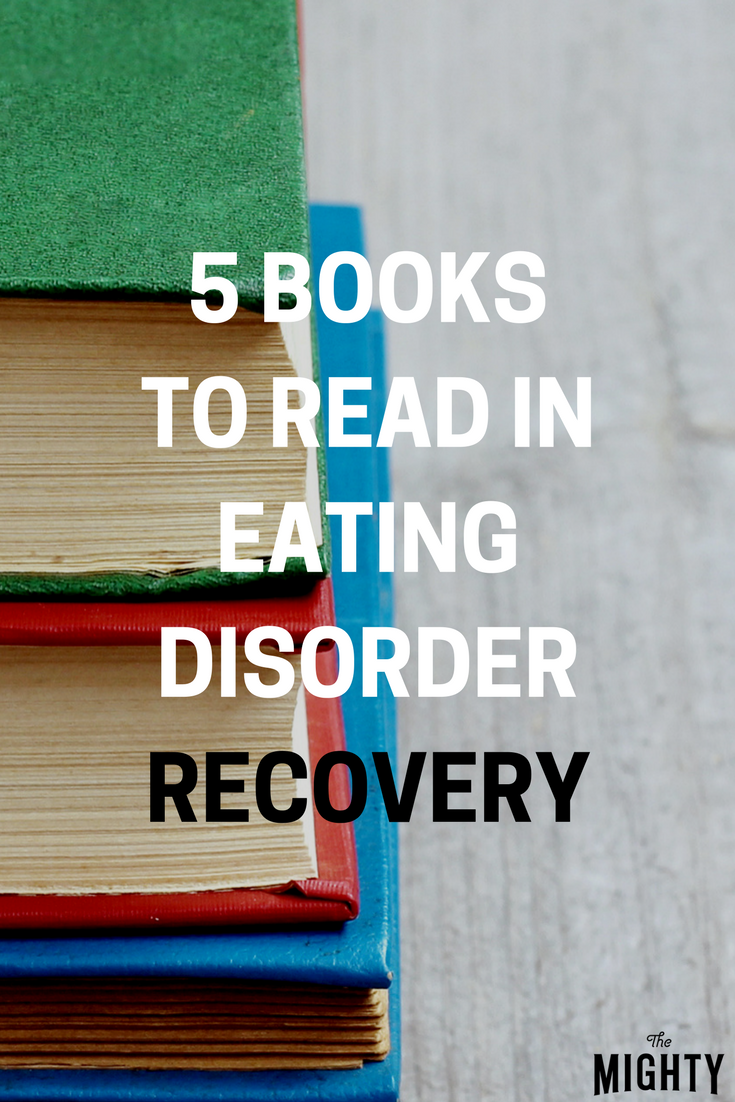 5 Books to Read in Eating Disorder Recovery