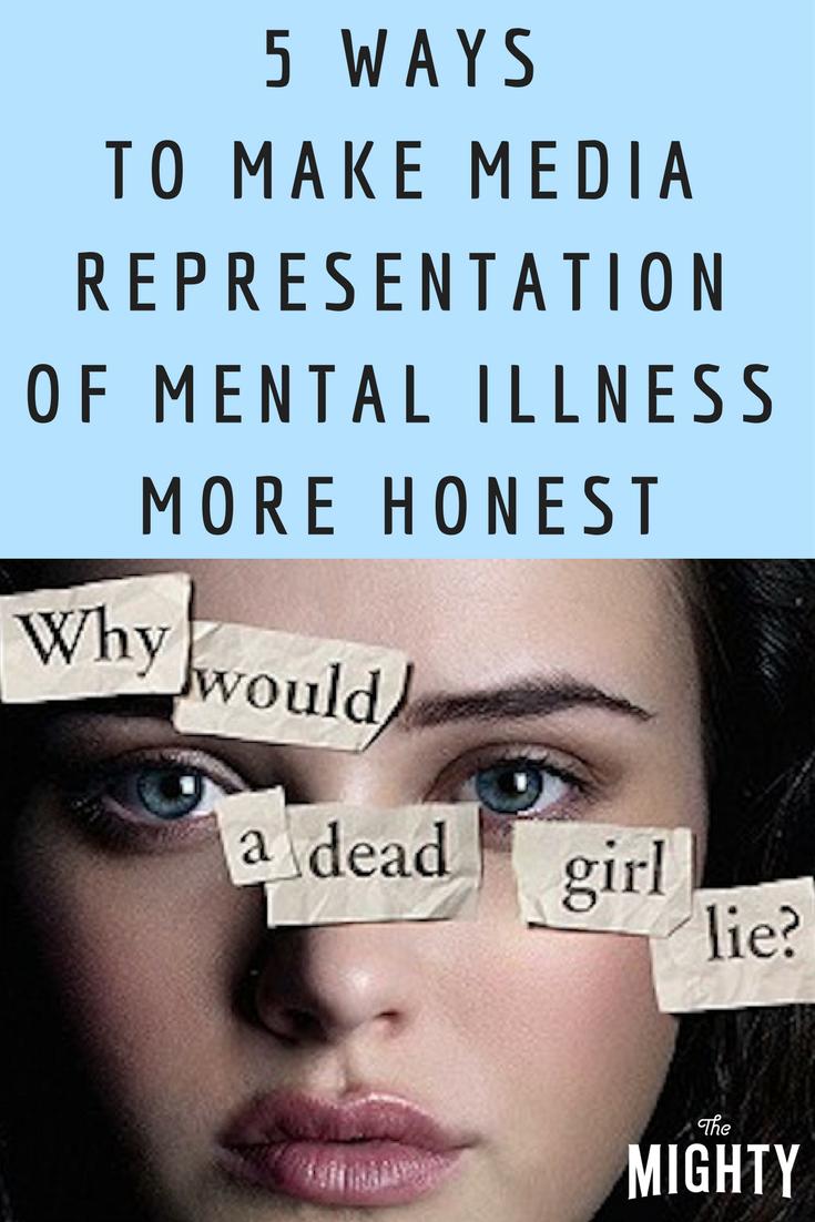 5 Ways to Make Media Representation of Mental Illness More Honest