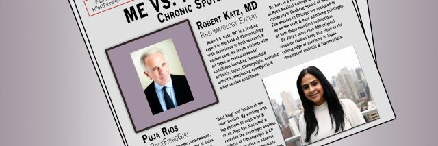 chronic spotlight series with puja rios and dr. robert katz
