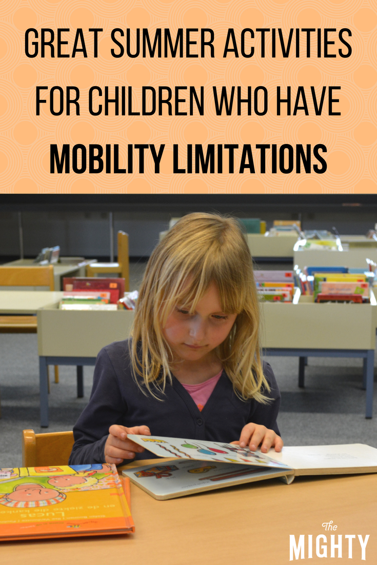 Great Summer Activities for Children Who Have Mobility Limitations