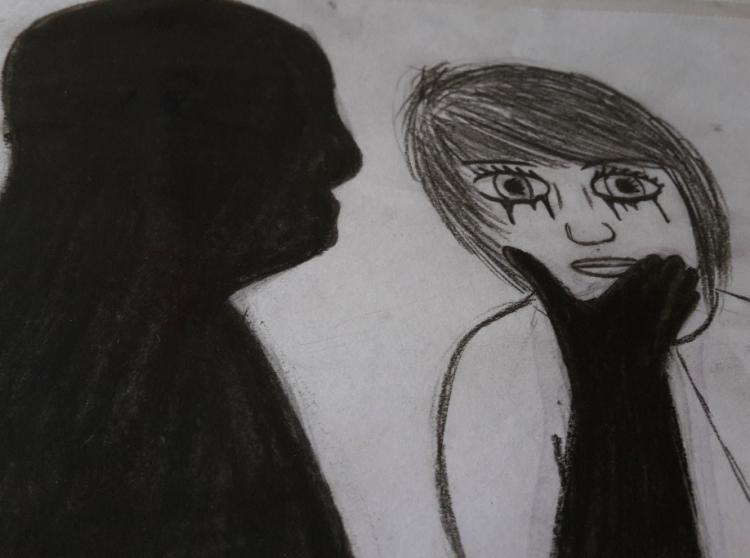 drawing depression