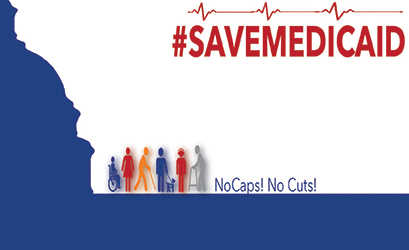 Save Medicaid - No Caps, no Cuts!