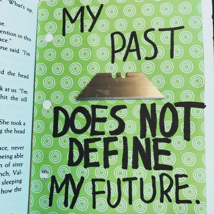 my past does not define my future