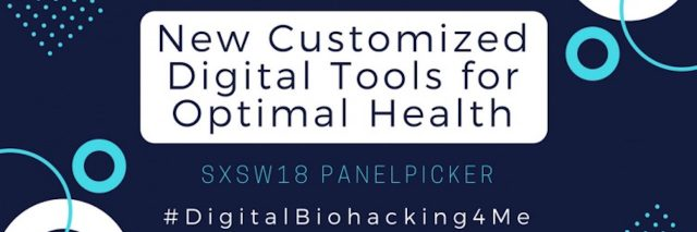 new customized digital tools for optimal health graphic