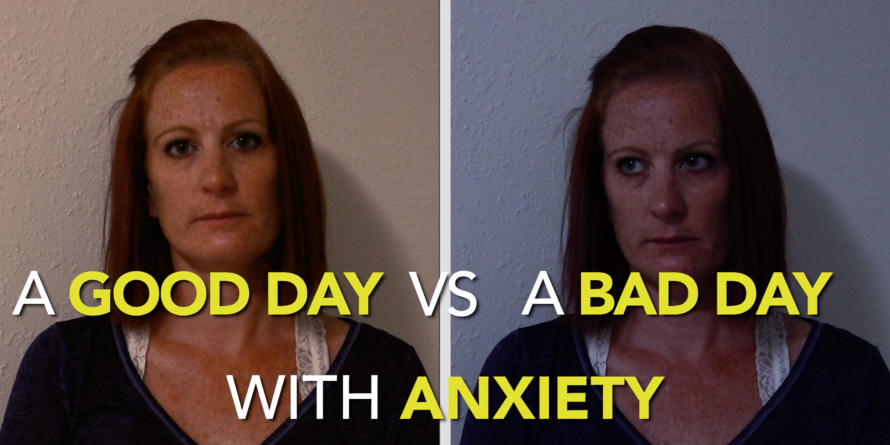 A Good Day Vs. A Bad Day With Anxiety | The Mighty