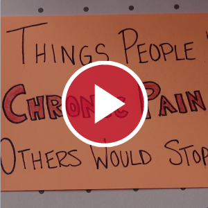 Things People With Chronic Pain Wish Others Would Stop Saying