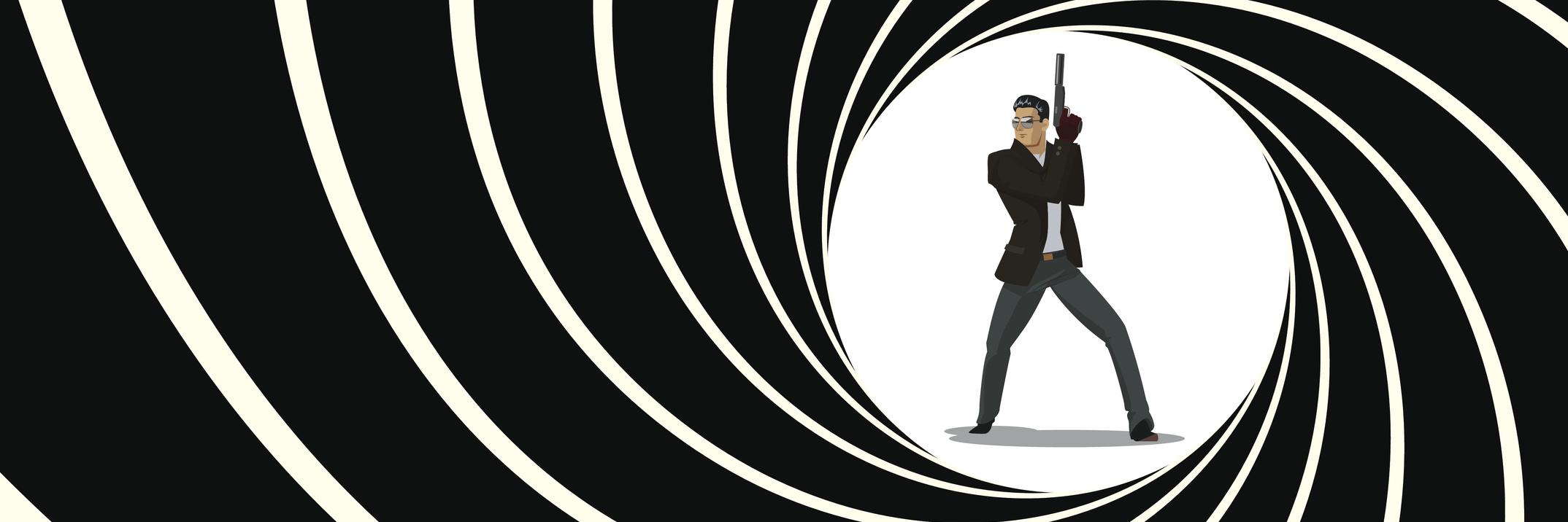 Secret agent.