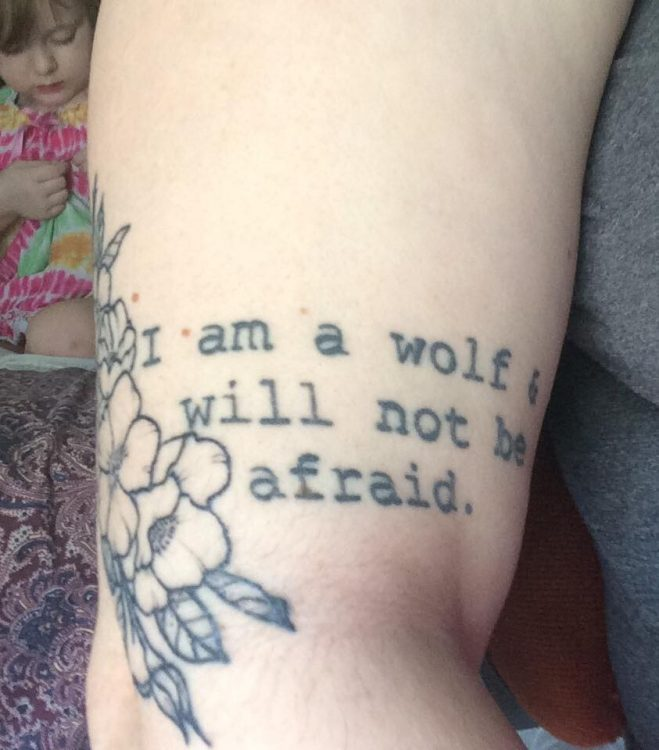 Tattoo Ideas About Depression: 21 Tattoos Inspired By Living With Anxiety