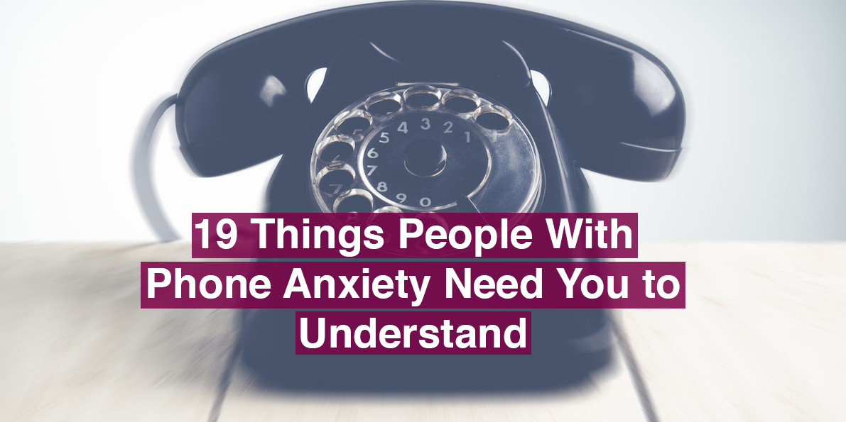 """things to understand when dating someone with anxiety 14 things to know if you love someone with anxiety no, you can't """"fix"""" us, and that's ok by kelsey borresen  you may not always understand our anxiety, but as long as you show love ."""