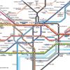 Map of London Underground