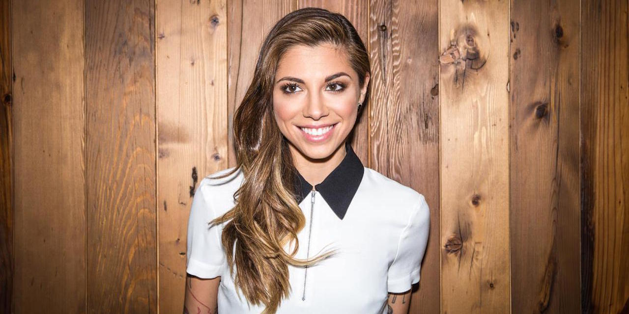 Christina Perri Interview on Depression, Anxiety and ...