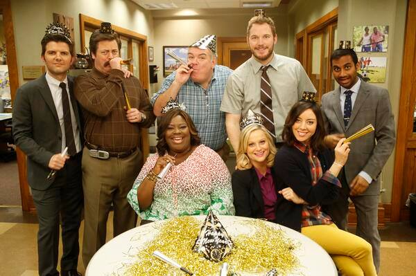 parks and recreation characters