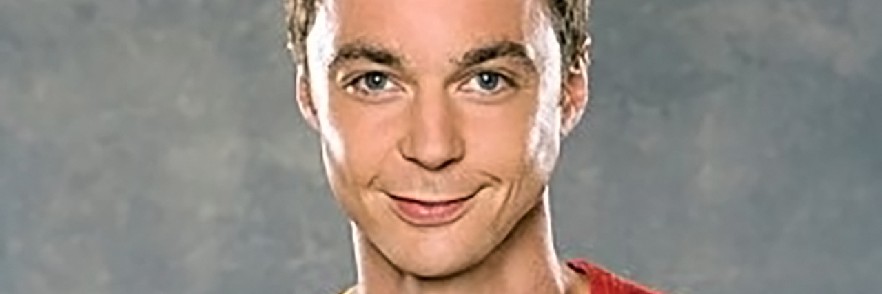 "Sheldon Cooper from ""Big Bang Theory."""