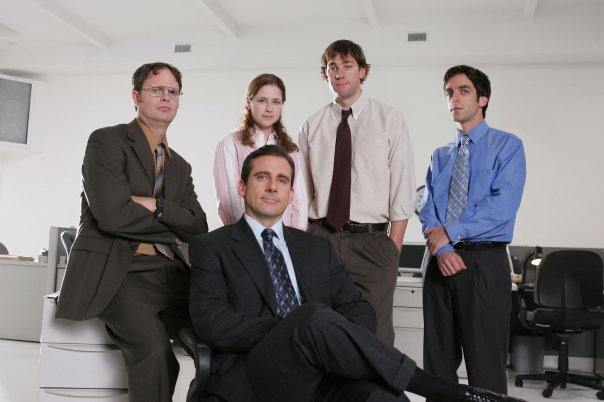 the office cast