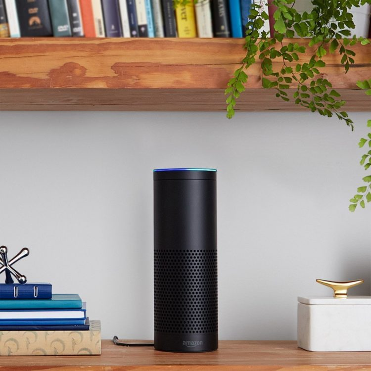 The Amazon Echo allows people with disabilities such as limited hand coordination to control devices in their home.