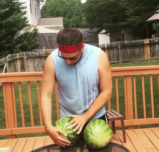 Justin BirckBichler watermelons