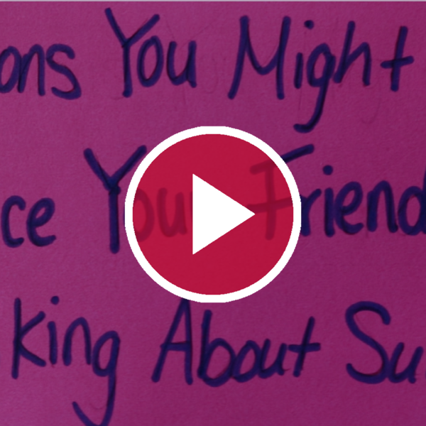 Reasons You Might Not Notice Your Friend Is Thinking About Suicide