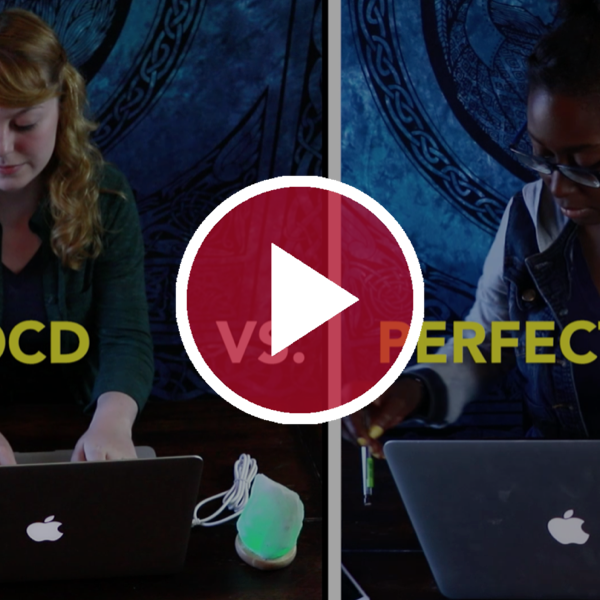 OCD Vs. Perfectionism