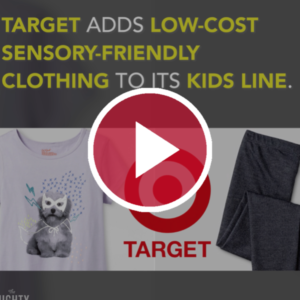 Target Adds Low-Cost Sensory-Friendly Clothing to Its Kids Line