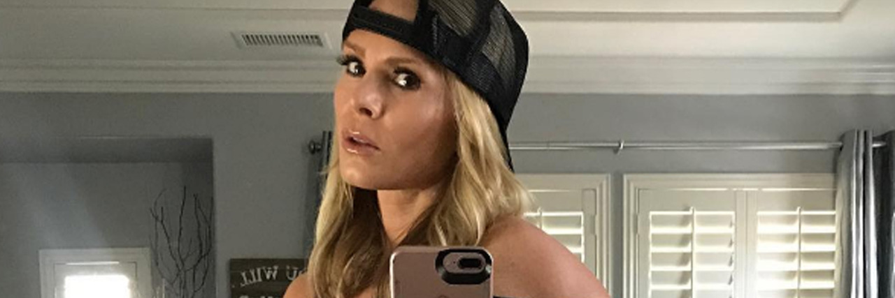 Tamra Judge Instagram Selfie