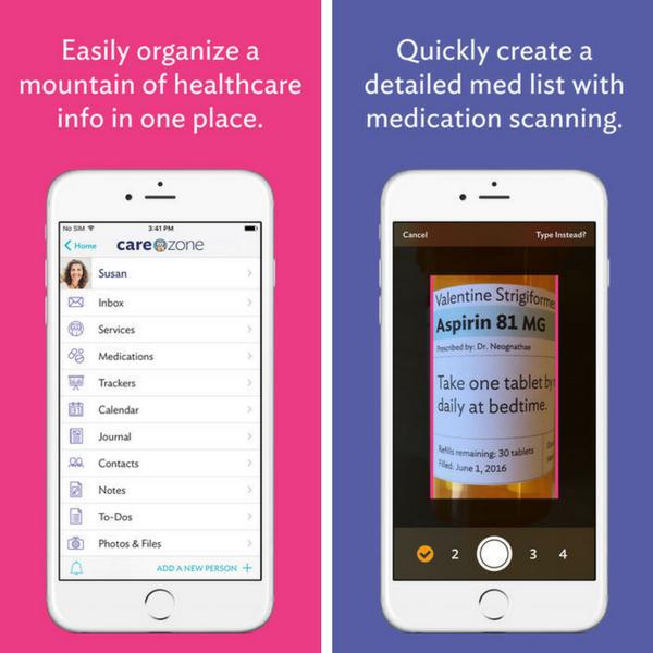 carezone app