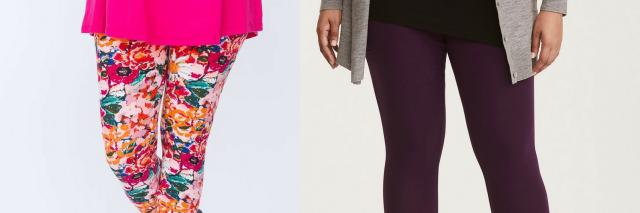 agnes and dora leggings and torrid leggings