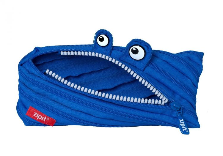 Monster ZipIt Pencil case