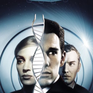 "A graphic from the movie ""Gattaca."""