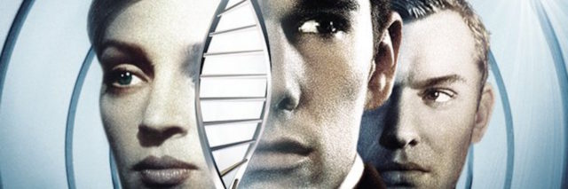 """A graphic from the movie """"Gattaca."""""""