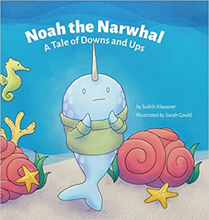 noah the narwhal book cover