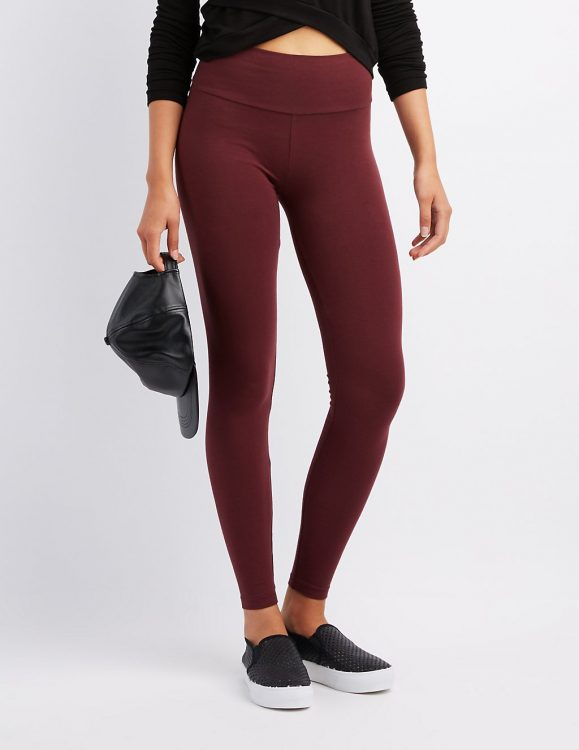charlotte russe leggings