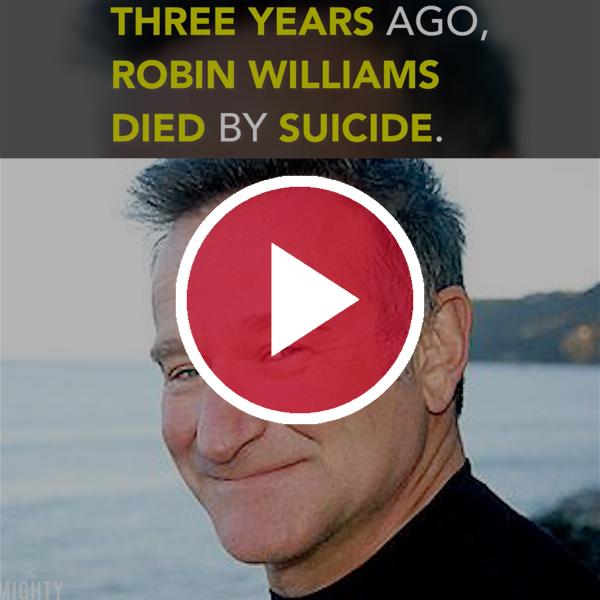 Robin Williams Anniversary
