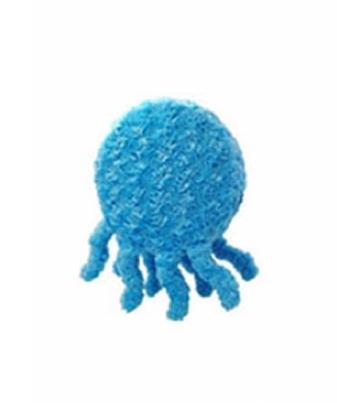 blue sensory friendly pillow