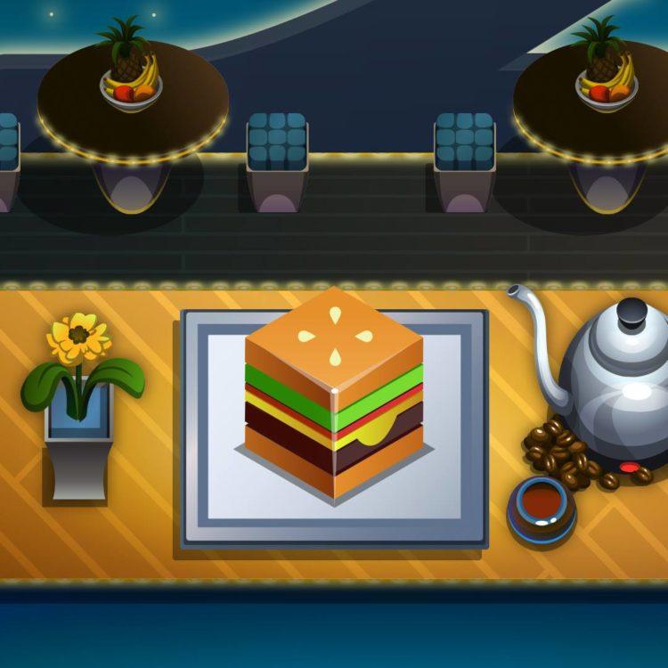 restaurant dash with gordon ramsay screen shot
