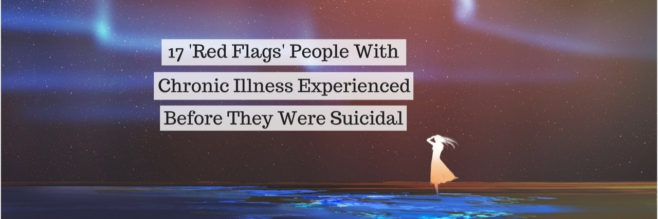 17 'Red Flags' People With Chronic Illness