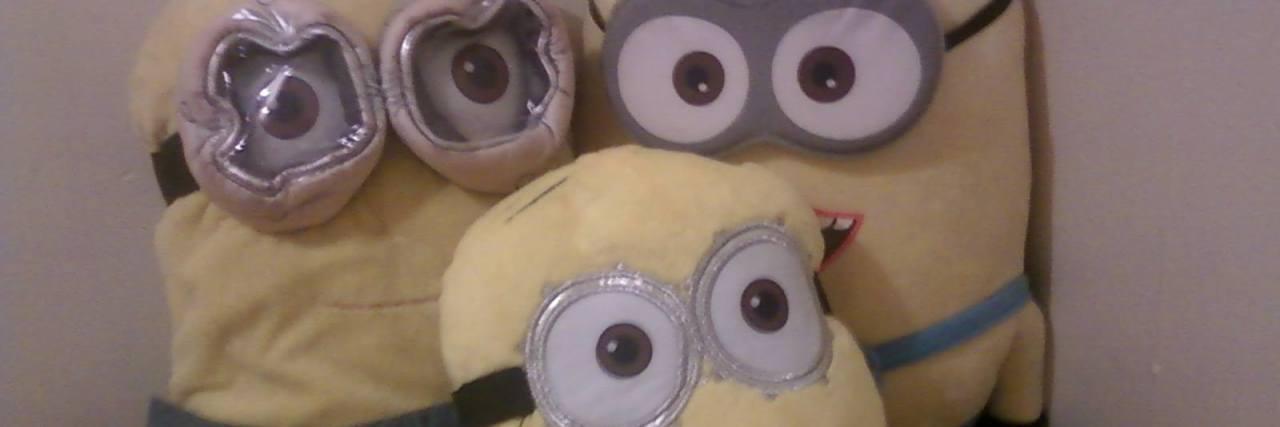 minion stuffed animals
