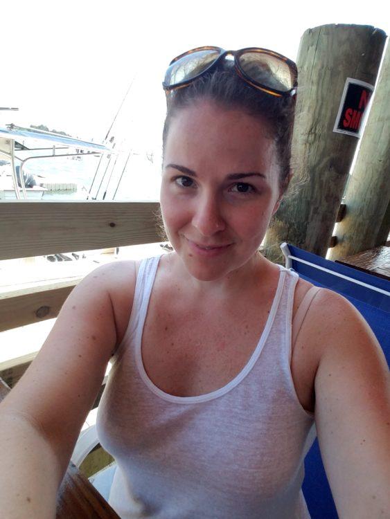 Andrea Cummings July vacation