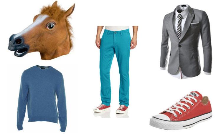 bojack horseman costume items