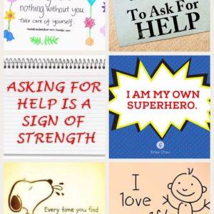 Affirmations for J.L.'s children.