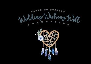 wedding wishing well logo