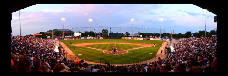 baseball stadium