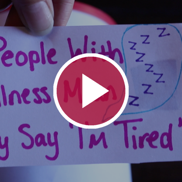 What People With Chronic Illness Mean When They Say 'I'm Tired'